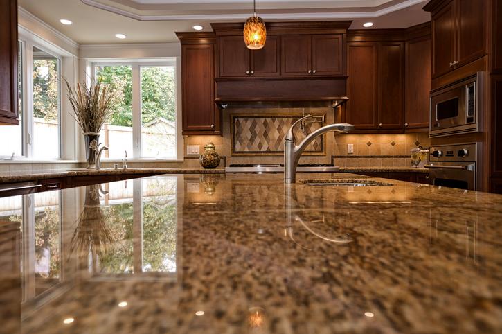 granite countertop sealing